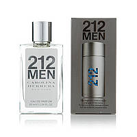 60 мл парфюм Carolina Herrera 212 Men (М)