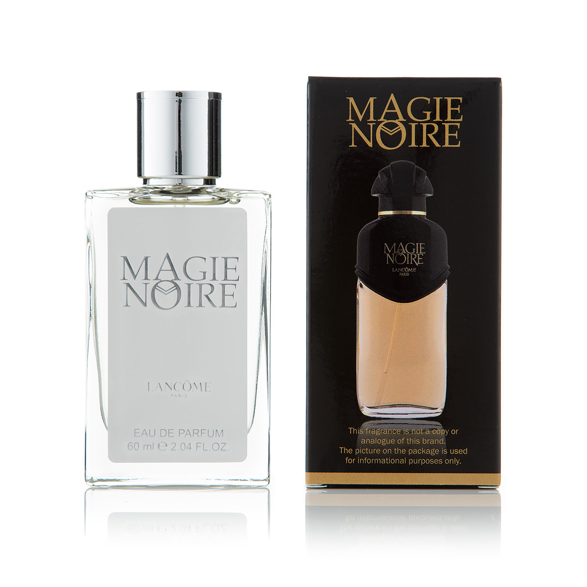 60 мл мини парфюм  Lancome Magie Noire (Ж)