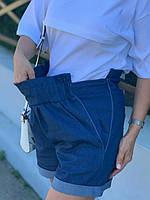 Джинсовые шорты для беременных.