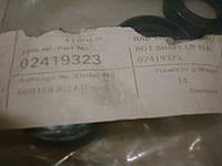 Сальник коленвала Deutz 02419323, фото 1