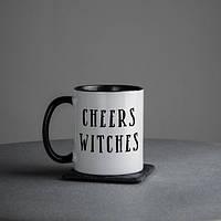 "Кружка ""Cheers witches"", фото 1"