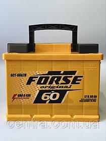 Автомобільний акумулятор FORSE (Ista) 6СТ-60 L+ 600A
