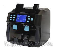 Двухкарманный счетчик банкнот СТ-4000