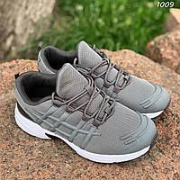 Мужские кроссовки серые