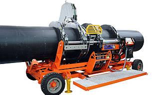 Гідравлічна машина для стикового зварювання DELTA 1000 TRAILER