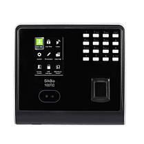 Терминал УРВ и контроля доступа по геометрии лица, отпечатку пальца и EM-Marine ZKTeco SilkBio-100TC/ID