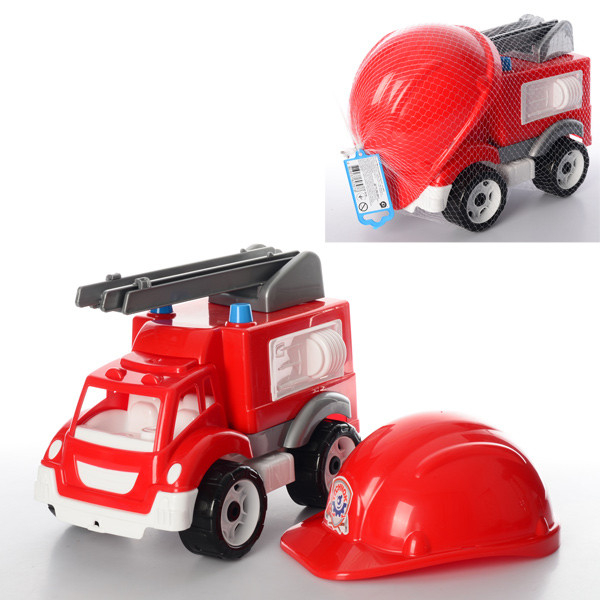 Іграшка Малюк-Пожежник Технок