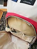 Сумка рюкзак , рюкзак для мам, трансформер. Розовый, фото 7