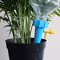 Аква конус с носиком, автоматический капельный полив растений 1шт