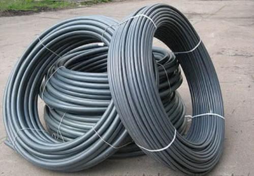 Захисна труба для підземної прокладки кабелю ДУ-40 мм
