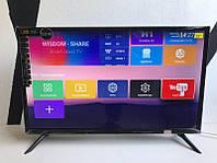 "Телевизор Smart TV 32""  Android 9.0 Wi-Fі/ T2/FULL HD"