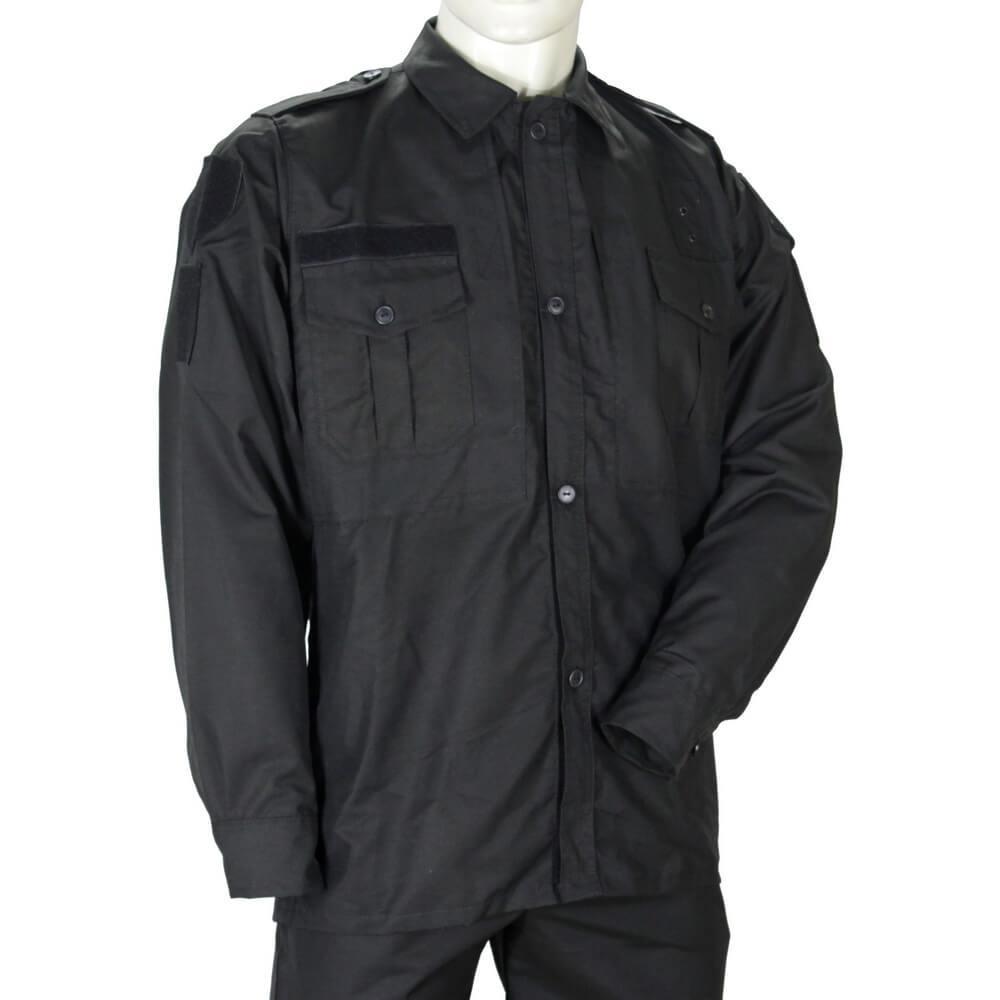 Милитарка™ форма курсанта полиции черная