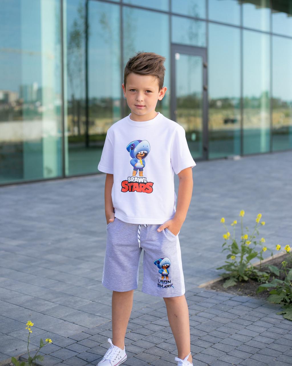 """Спортивный костюм для мальчика """"Brawl Stars"""""""