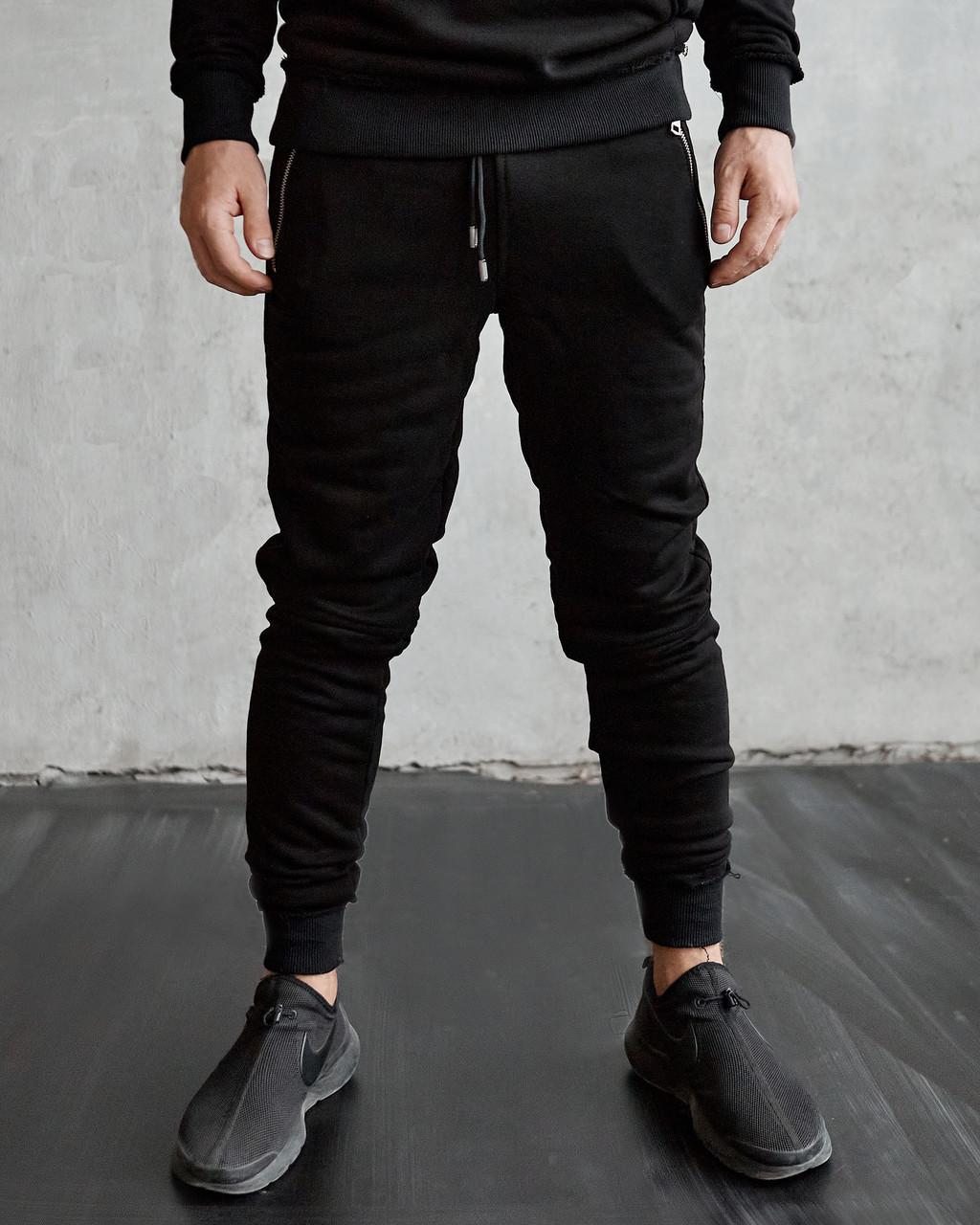 Спортивные штаны Philipp Plein черное