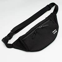 Поясная сумка Twins Large черная, фото 1