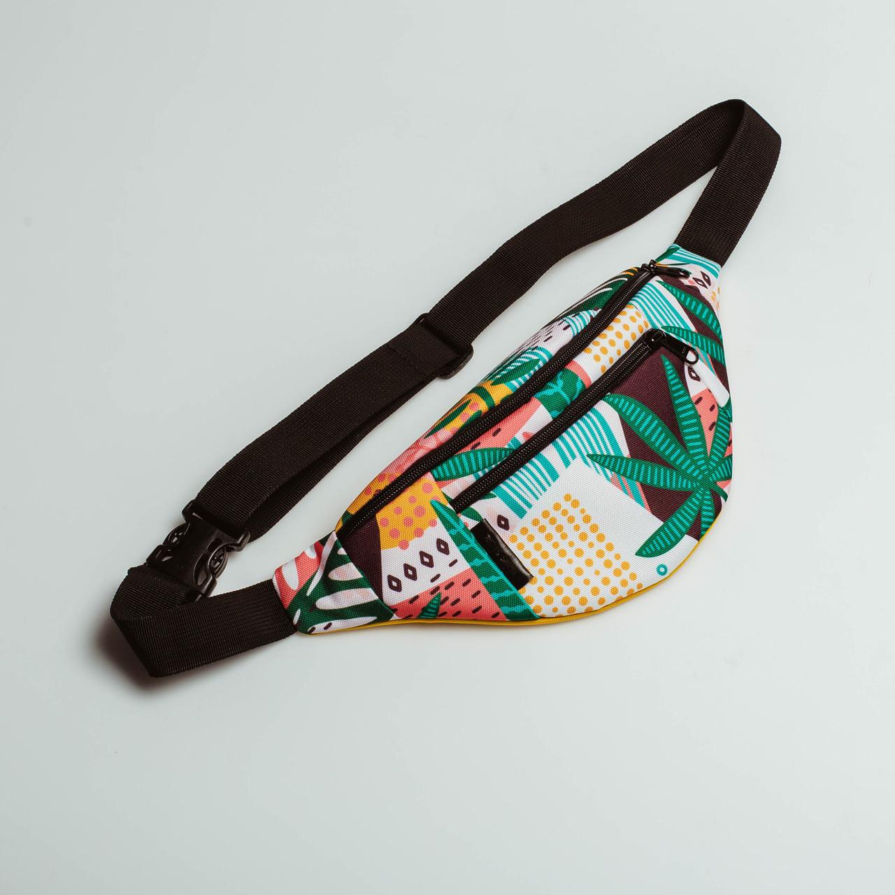 Поясная сумка Twins Multicolored