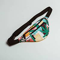 Поясная сумка Twins Multicolored, фото 1