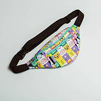 Поясная сумка Twins Adventure Time, фото 1