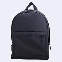 Рюкзак кожаный Twins mini черный