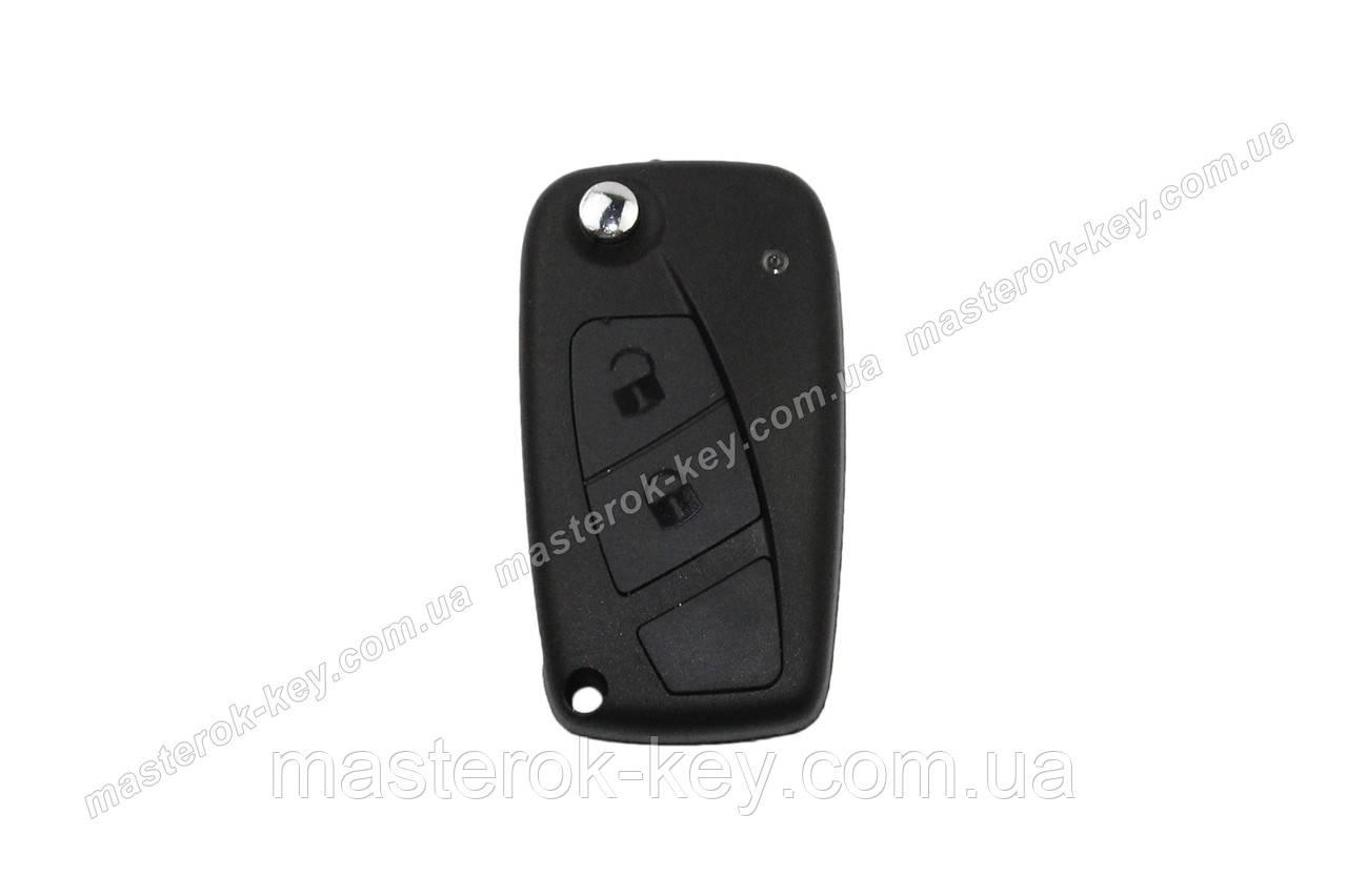 Заготовка выкидного ключа Fiat 2 кнопки 289#