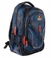 Рюкзак шкільний TN-07 Global чорн/син, SMART