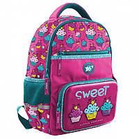 Рюкзак шкільний До-36 Sweet, YES