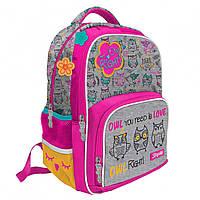 Рюкзак шкільний S-42 Owl, 1Вересня