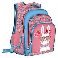 Рюкзак шкільний S-43 Happy bunny, 1Вересня