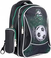 Рюкзак шкільний  ZZ-02 Football, SMART