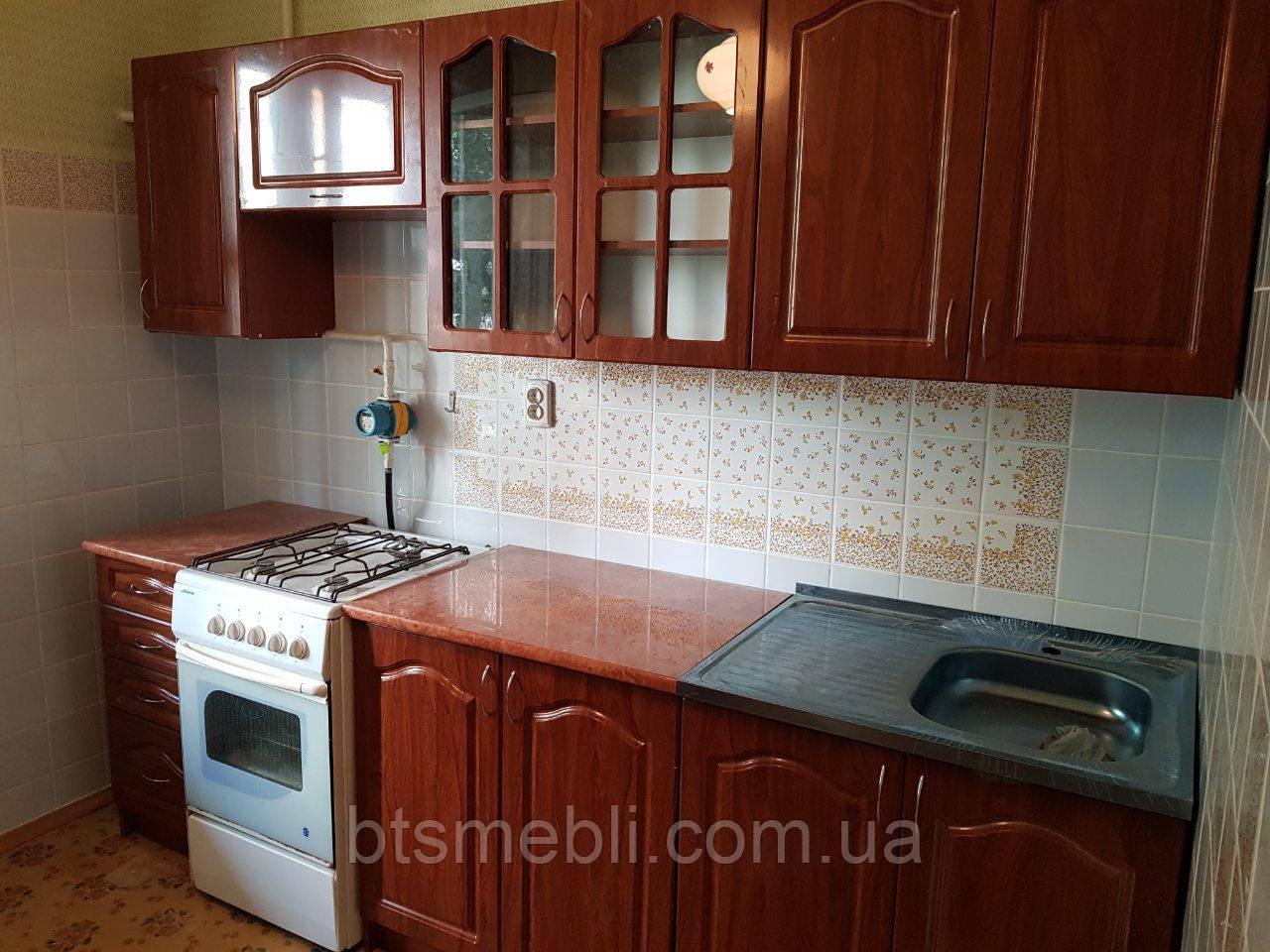 Кухня Оля МДФ ЛАК 2.0м и 2.6м