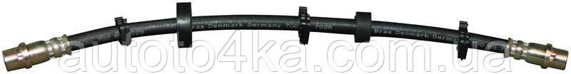 Шланг тормозной передний правый JP Group 1161602180