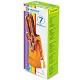 Набор кухонных ножей Rainbow 7 предметов, фото 2