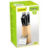 Набор кухонных ножей сталь MR-1421, фото 2