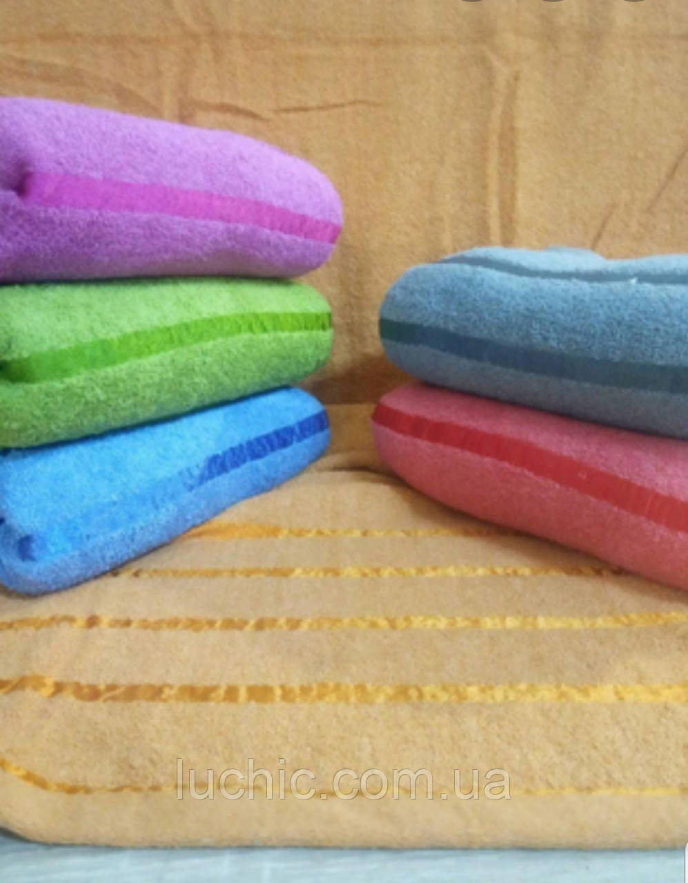 Сауна махровое полотенце 90/170 см