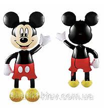 Шар фольгированный Микки Маус с гелием