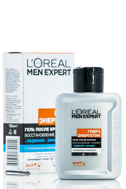 L'oreal Men Expert Гель Після гоління Крижаний Ефект
