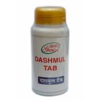 Дашмул Шри Ганга 100 таб. - прекрасное средство для глубокого очищения организма