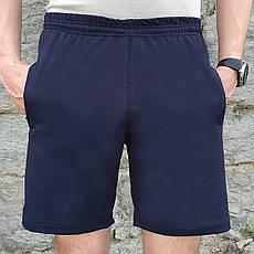 Чоловічі трикотажні шорти від виробника, фото 2