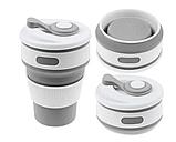 Складная силиконовая термо-чашка SELICON MAGIC CUP, фото 3