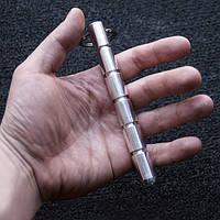 Тактический EDC брелок-стеклобой для самообороны с круглым торцом