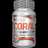 BioTech USA Coral Calcium Magnesium 100 таб.
