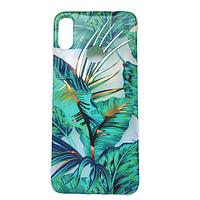 Чехол Fiji для Xiaomi Redmi Note 7 / Note 7 Pro / Global бампер с рисунком Gelius Flowers Shine Jungle