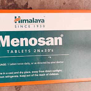 Menosan Меносан - регулирует менопаузу, Himalaya Хималая, 60 таб., фото 2