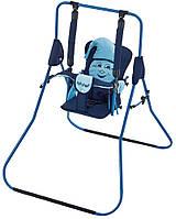Детская Качель Babyroom Casper т.синий-голубой