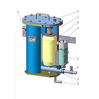 Фильтр очистки масла, топлива или воздуха: Фильтр тонкой очистки топлива 2ТФ.7М.00.00.000 (для тепловозов)