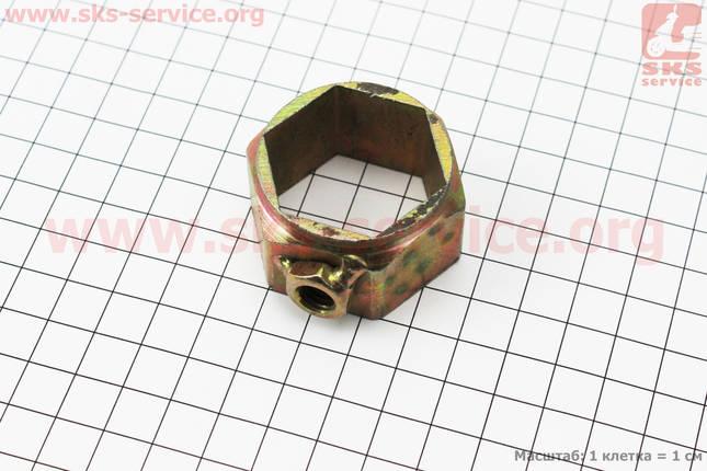 Фиксатор полуоси (шестигранный), фото 2