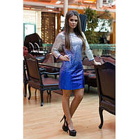Нарядное платье из пайеток  Амбре 750
