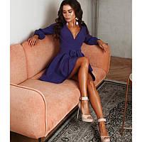 Платье женское нарядное с длинным рукавом 55535