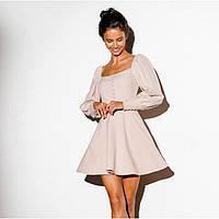 Платье женское с декольте 36545