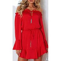 Платье летнее шифоновое женское 48488